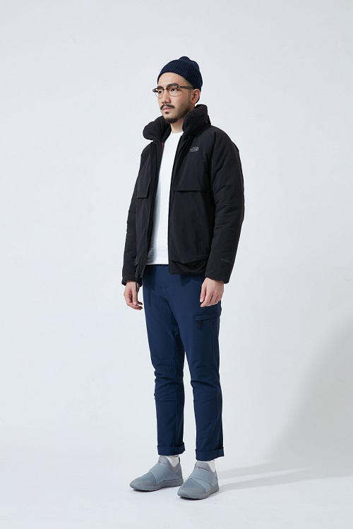 THE NORTH FACE URBAN EXPLORATION fall winter 2018 SEAMLESS COLLECTION fw18 outerwear coats jackets bombers black series