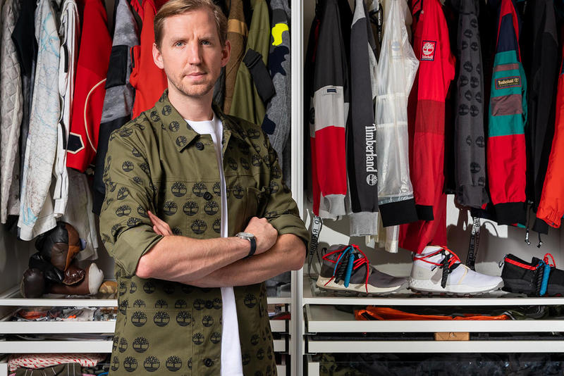 Timberland Christopher Raeburn Global Creative Director Details British Fashion Designer Brand