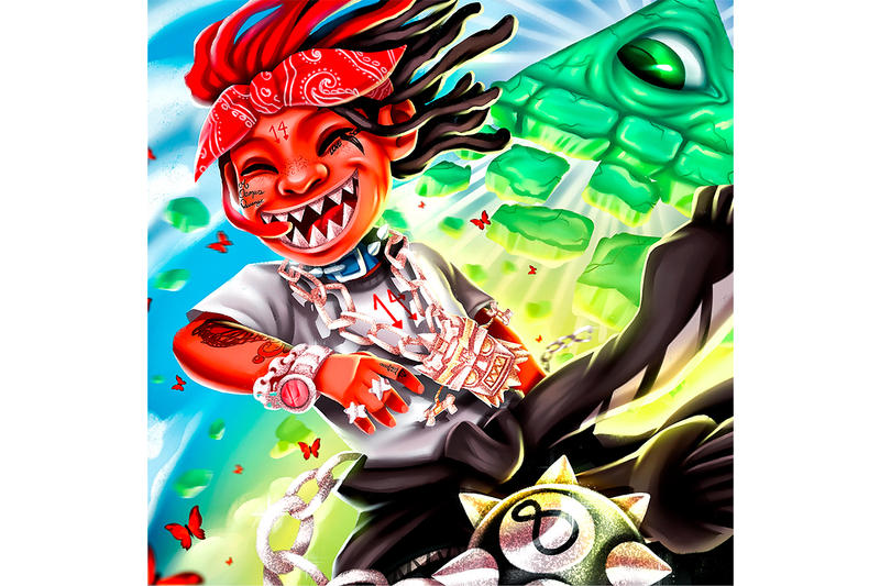Trippie Redd A Love Letter to You 3 Stream new tracks songs Release Topanga Fire Starter Emani22 Toxic Waste Negative Energy Kodie Shane Cant Love Scars 3 ALLTY 3 Baby Goth Interlude Elevate and Motivate Young Boy Never Broke Again I Tried Loving Wicked Loyalty Before Royalty 1400 999 freestyle So Alive Diamond Minds Camp Fire Tale