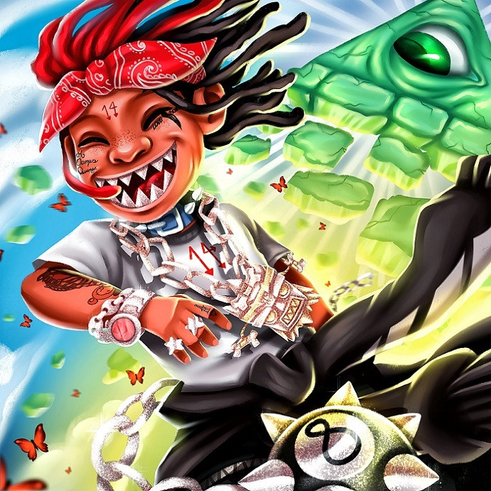 trippie redd a love letter to you 3 release date cover art artwork tracklist songs music new album project feature 2018 october november 9 youngboy nba never broke again kodie shane juice wrld
