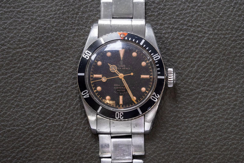 Tudor 7924 Big Crown Sub Record Sale Price watches tudor rolex vintage patina 7924 94110 diver watch black bay swiss made ETA triple crown lock accessories luxury goods