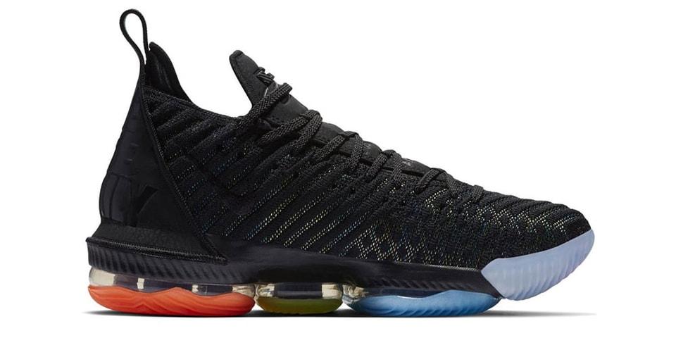 fd32476b874306 Nike LeBron 16