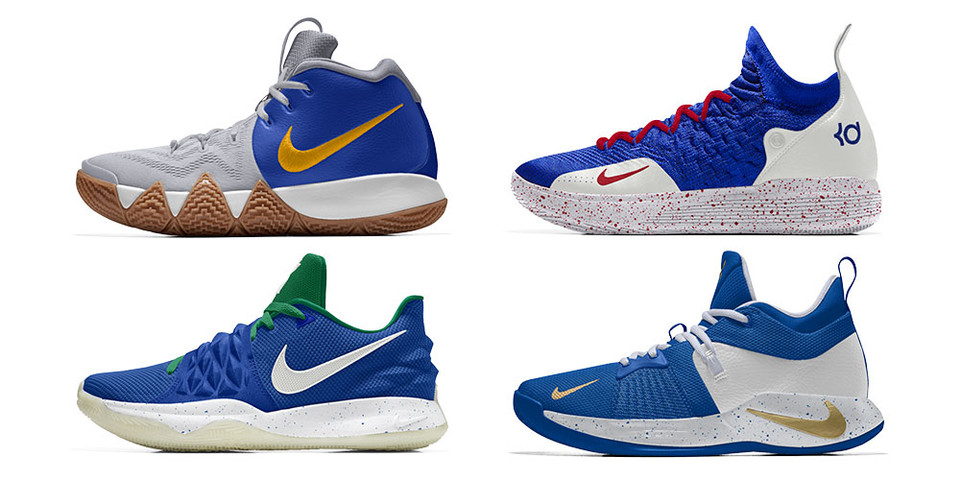 100% authentic 655de 55348 NIKEiD 2018-19 NBA Player Edition Colorways   HYPEBEAST