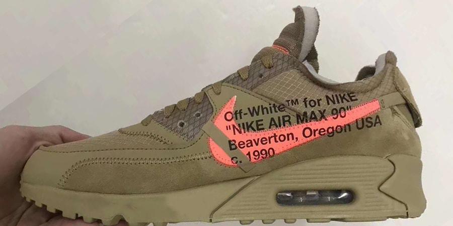 56f878e71b74 Off-White™ x Nike Air Max 90
