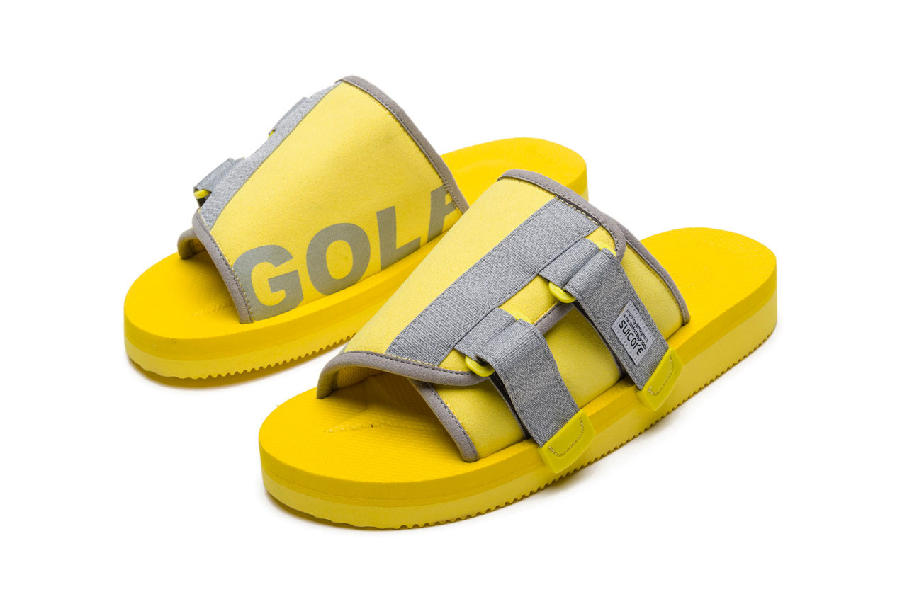 GOLF x Suicoke KAW-CAB Sandals