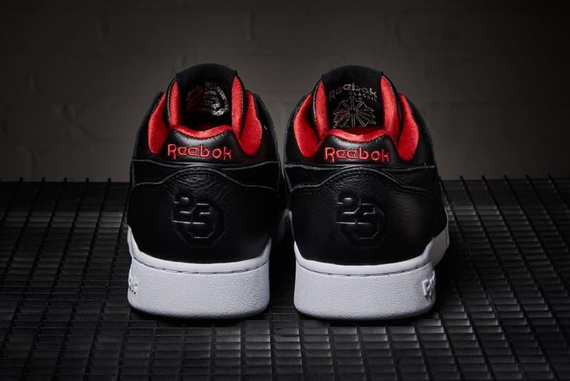 UFC x Reebok Workout Plus Release Date sneaker 25 anniversary colorway black price info buy online