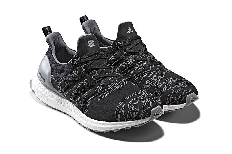 UNDEFEATED x adidas FW18 Footwear Collection sneaker ultraBOOST pureBOOST Adizeo adios 3 adizero XT Boost RBL release date colorway price info