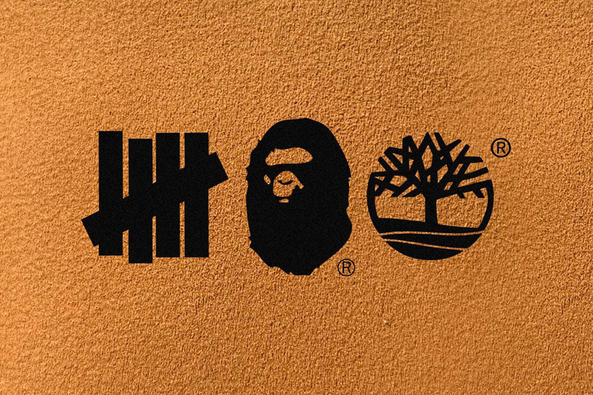 UNDEFEATED Teases Upcoming Collaboration With BAPE & Timberland