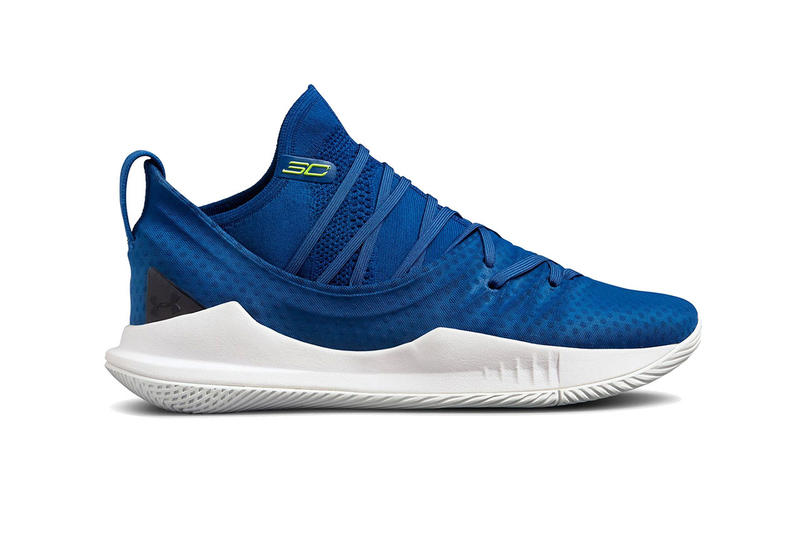 e66ebe66a59a under armour curry 5 moroccan blue white 2018 october footwear stephen curry  golden state warriors