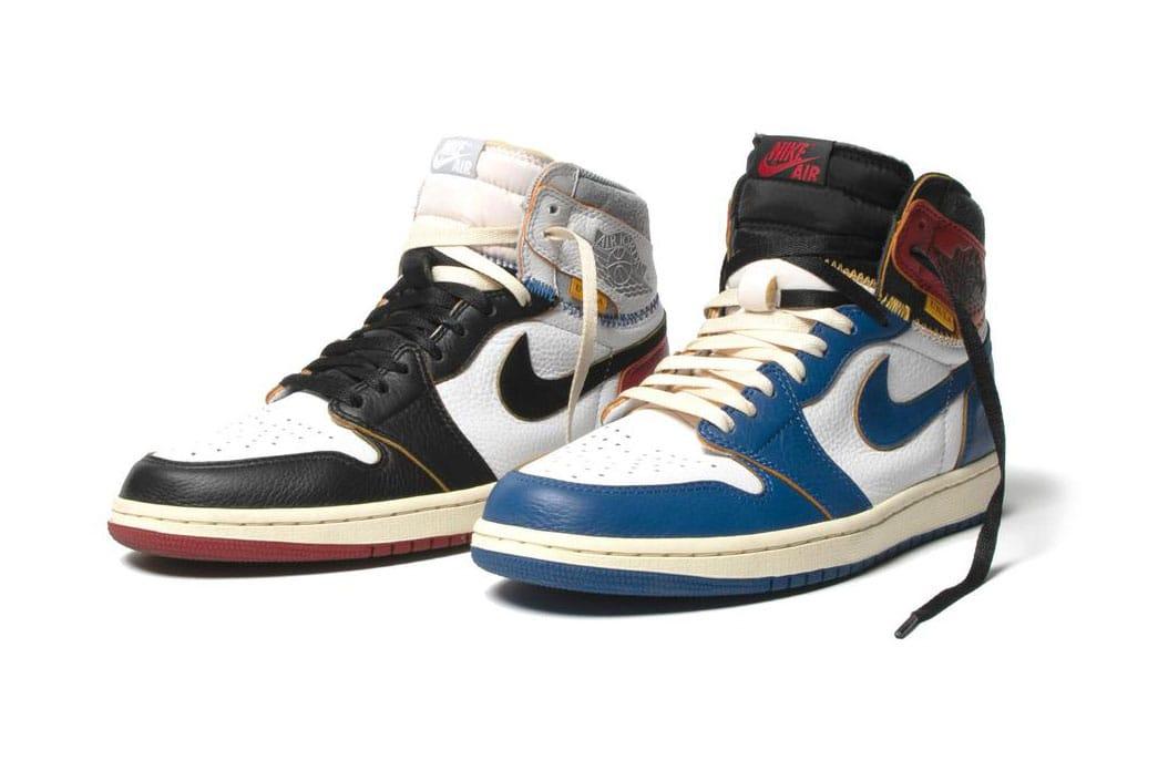 Union x Jordan Brand Full \