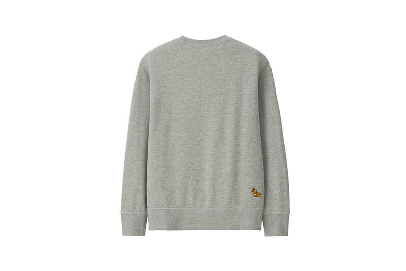 KAWS Uniqlo UT Sesame Street plushies toy t-shirt hoodie sweatshirt box graphics bert ernie companion big bird