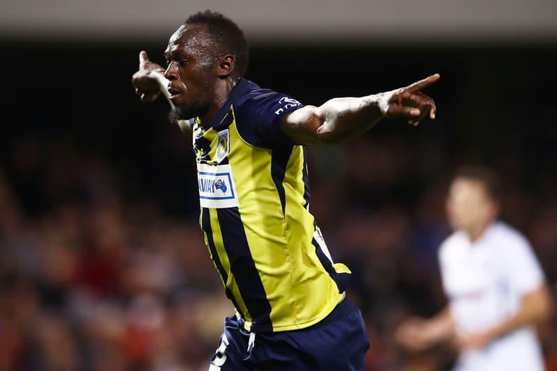 Usain Bolt Professional Soccer Contract offer malta Valletta FC football Ghasston Slimen