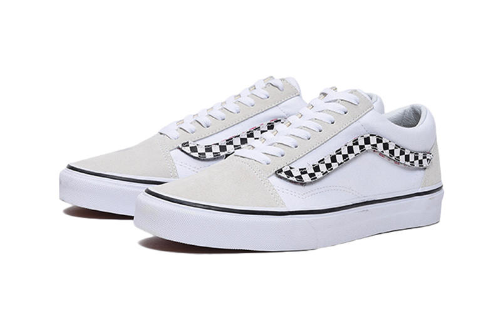 Vans Old Skool Removable Stripes Black White velcro release info sneakers