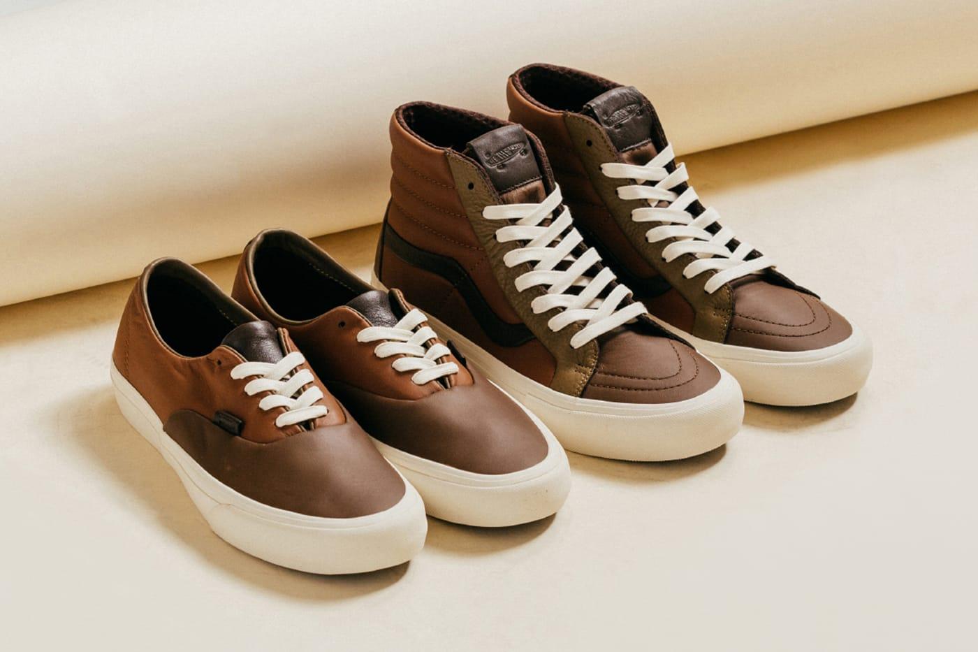 Vans Vault Premium Leather \