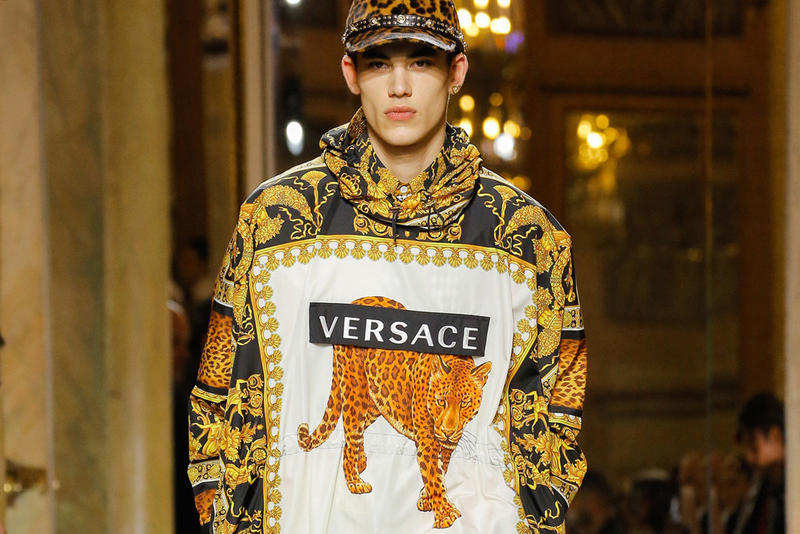 Versace to Stage Pre-Fall 2019...