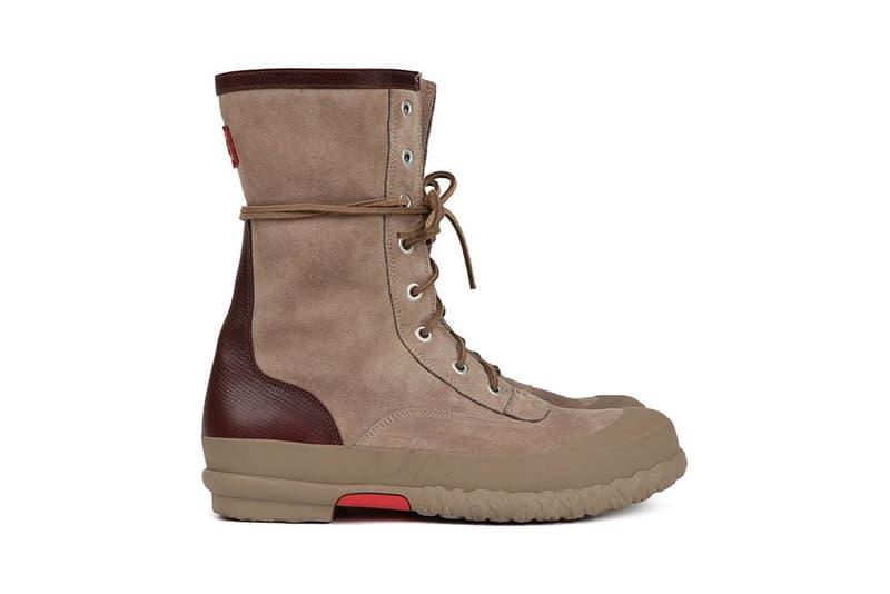 visvim Half-Dome Duck Boot Folk Info hiroki Nakumura WMV Chirsto Skagway FBT Americana Dyes Craftsmanship natural indigo workwear boots footwear leather handmade