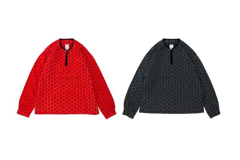 visvim Nui-jime Dissertation japan folk fbt cristo dmg elk leather dye fabrics hiroki nakamura fashion native high density nylon canvas fall winter 2018 collection dye