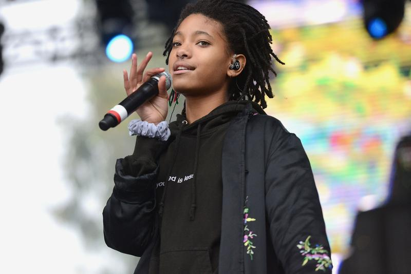 """Willow Smith Album """"The 1st"""" The First 1st Jaden Smith Romance"""