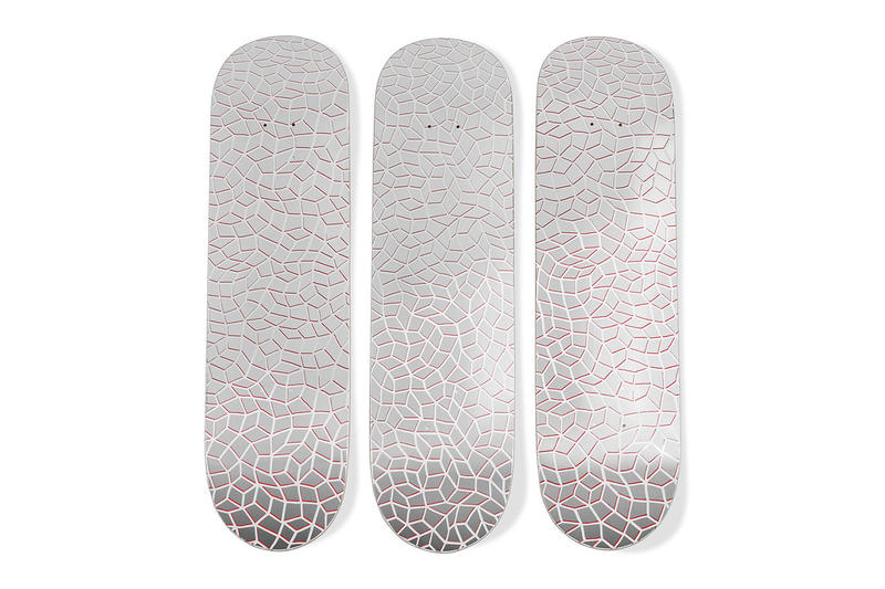 yayoi kusama moma design store skateboards limited 500 800 price exclusive design infinity nets painting 2000 october 16 2018 release date