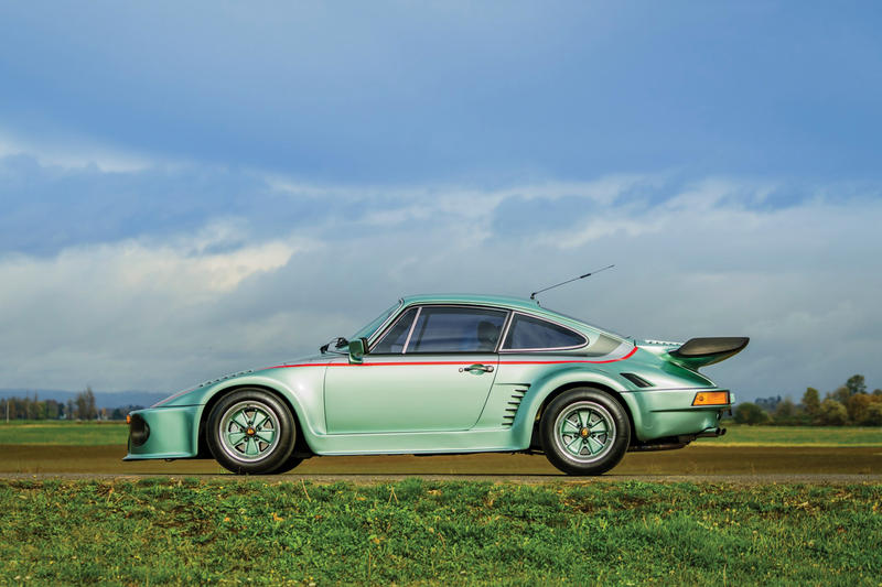 1976 Porsche 935 Gr. 5 Turbo Kremer Racing auction sothebys sale buy 100000 200000 december 8 2018
