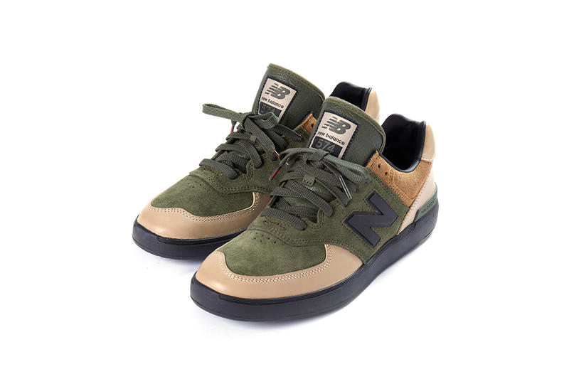 8FIVE2 New Balance Numeric 574 Code Breaker Release skateboarding kicks shoes footwear Hong Kong sk8 kickflip sports riding trainers made-in-usa