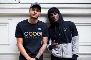 Olympic Track & Field Medalists Andre De Grasse & Will Claye Have Gold in Their Sights