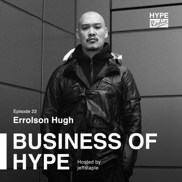 Errolson Hugh Catalogs His Illustrious Career, From Karate Gis to the Lunar Force 1