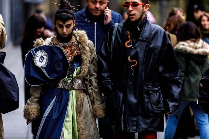 Street Style Tbilisi Fashion Week SS 2019