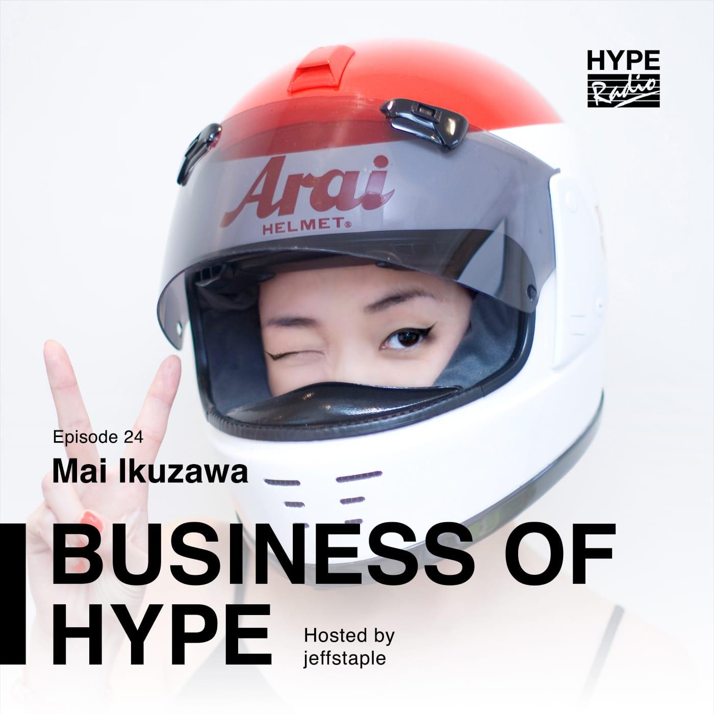 Mai Ikuzawa Talks Embracing Your Idiosyncrasies