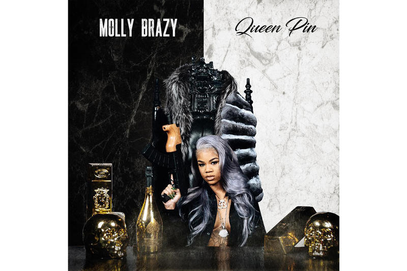Molly Brazy Releases Her New Album 'Queen Pin' | HYPEBEAST