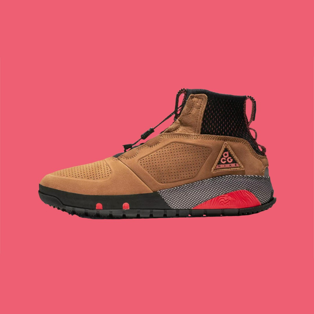 "Nike ACG Ruckel Ridge ""Light British Tan"""