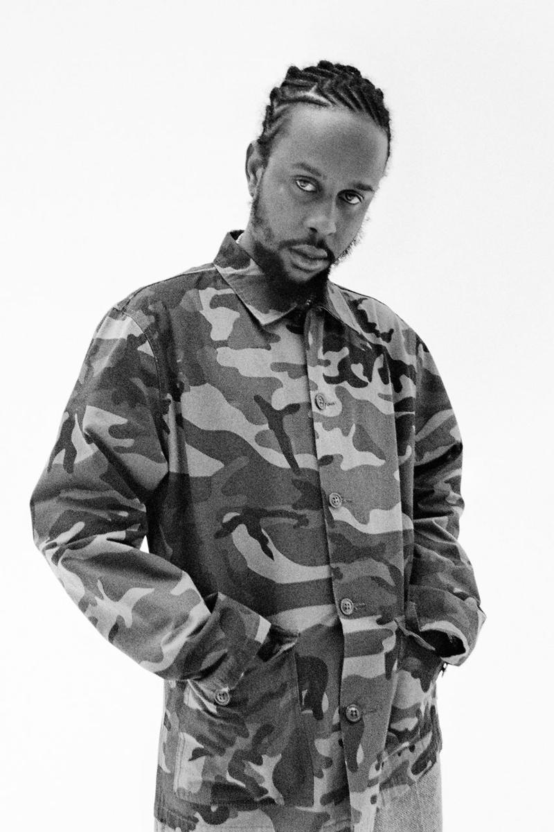 grind stussy holiday 2018 editorial imagery popcaan model drop release date info japan issue december 2018 collection camouflage tie dye