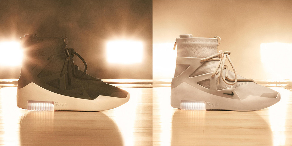 d486d40771 Jerry Lorenzo Fear of God Nike Collection Debut