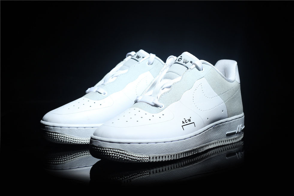 A-COLD-WALL* x Nike Air Force 1 Another