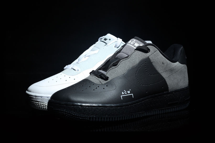 nike air force 1 low a cold wall
