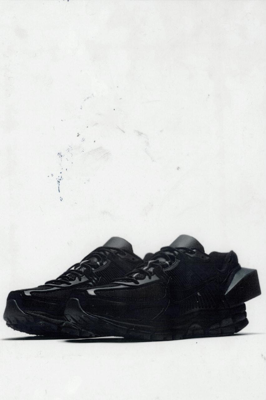Veja os detalhes da colaboração A COLD WALL* x Nike.