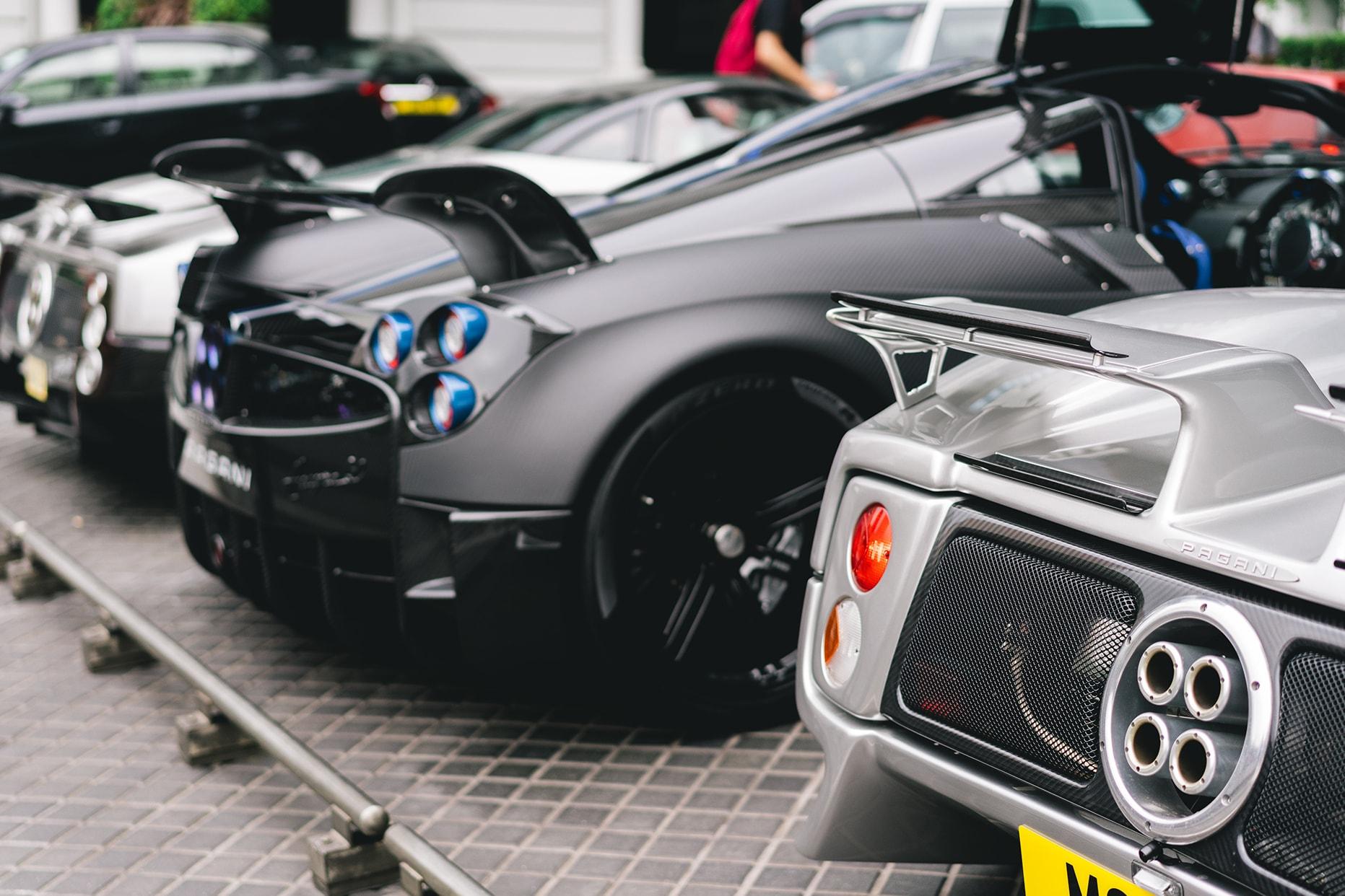 A Conversation with Horacio Pagani Zonda Huayra Hypercar Sportscar Supercar Super car racing Titanium Carbon Fiber Sports Expensive Luxury Hong Kong exhaust music fancy Music Tech Electric Motor Horsepower