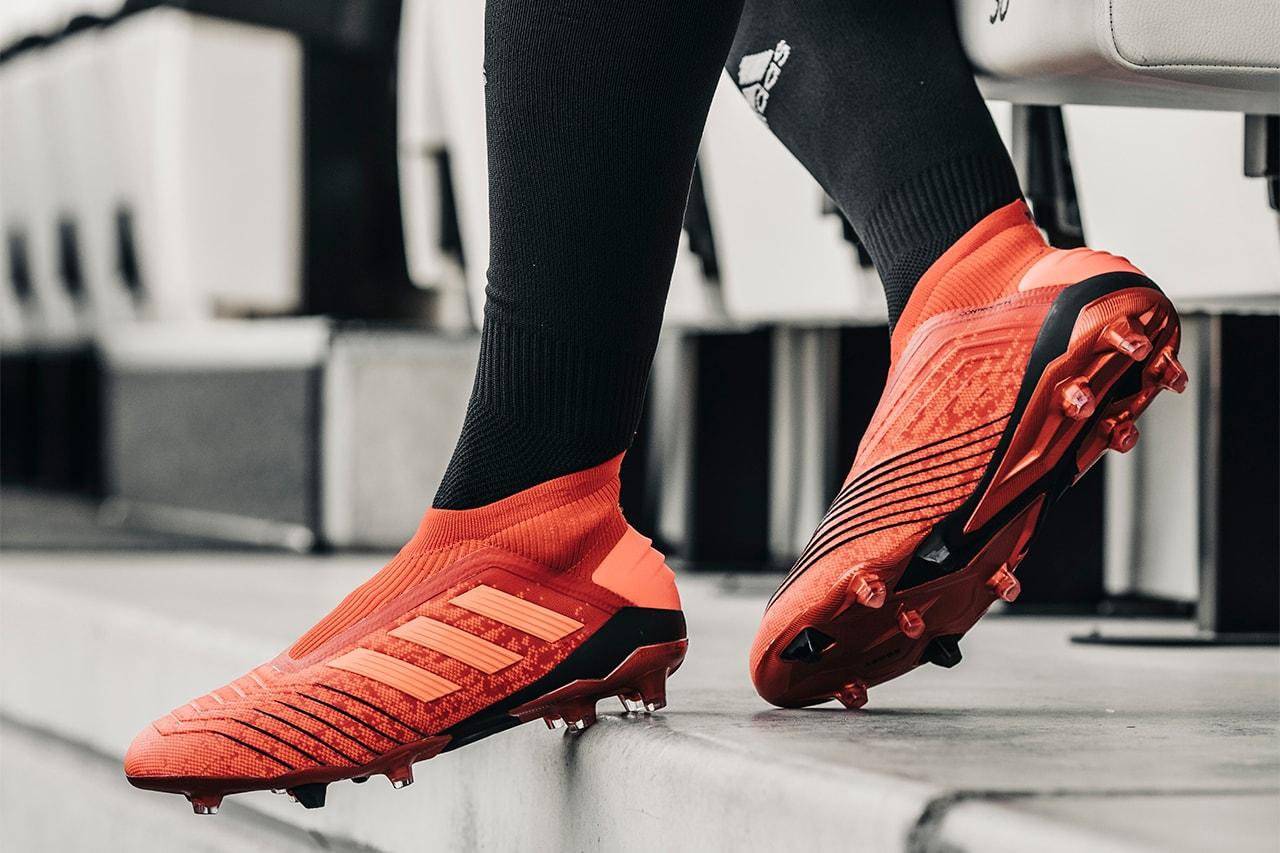 новая коллекция бутс adidas initiator pack