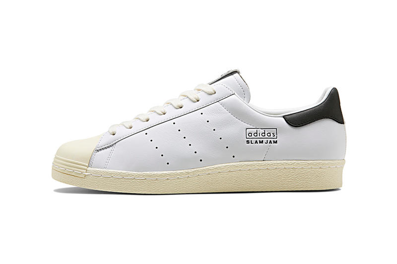 adidas Consortium x SLAM JAM '80s Superstar P.O.D. S3.1 Sneakers Shoes Trainers Kicks Footwear Cop Purchase Buy Collab Collaboration Collaborative Design Brand Release Date Details