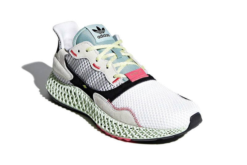 adidas Consortium ZX4000 Futurecraft 4D Official Look Closer Release Details cop purchase buy sneakers trainers