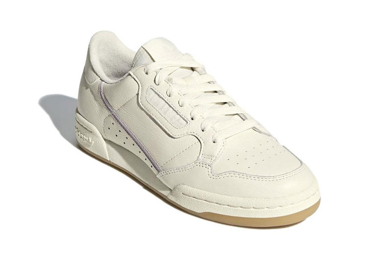 "adidas Continental 80 ""Off-White"" First Look colorway sneaker cream beige gum sole release date info price"