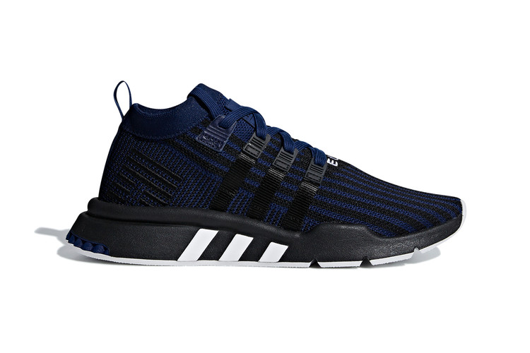 18460205936a7 adidas EQT Support Mid ADV Releases In Black And Navy