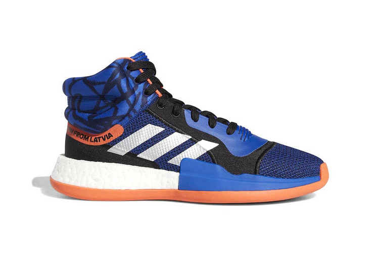 new concept 03429 41ac1 adidas Marquee BOOST Debuts With John Wall  Kristaps Porzingis Player  Editions