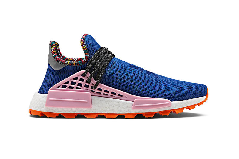 "outlet store 5ad2a 8be98 Pharrell adidas NMD Hu ""Inspiration Pack"" at StockX 