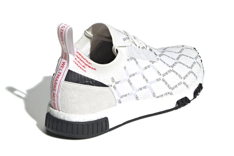 adidas NMD Racer Printed Gore-Tex GTX Branding BD7725