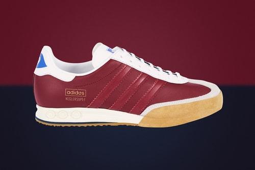 """adidas Originals and size? Rework the Kegler Super """"Bowling"""""""