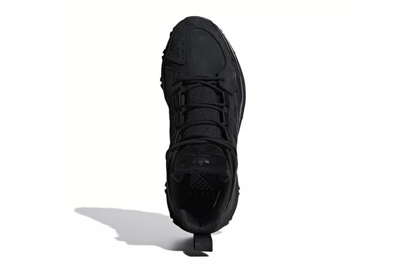 adidas Originals F/1.3 LE Sneakerboot Release Core Black Base Green Mesa Black Tan Grey