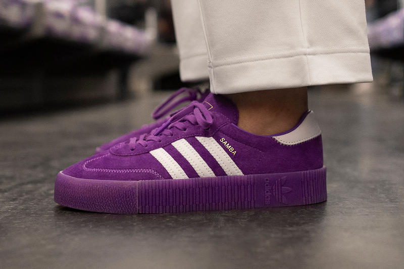 adidas Originals x TfL Falcon Gazelle Samba Rose Stan Smith Continental 80 First Look Sneakers Shoes Trainers Kicks Footwear Cop Purchase Buy
