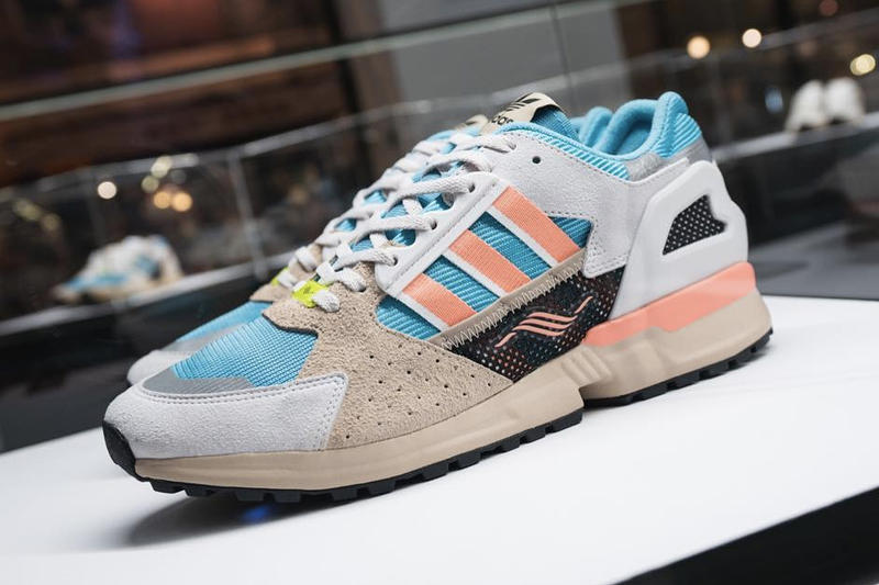 012774ef03bd9 adidas Originals ZX 10000 First Look Sneakers Trainers Kicks Shoes Footwear  Cop Purchase Buy Runner Morprime