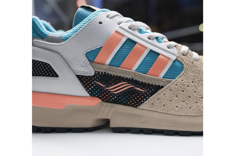 adidas Originals ZX 10000 First Look Sneakers Trainers Kicks Shoes Footwear Cop Purchase Buy Runner Morprime Exhibition Roots of Running archive 90s